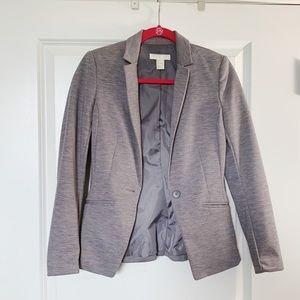 H&M Light Grey Blazer